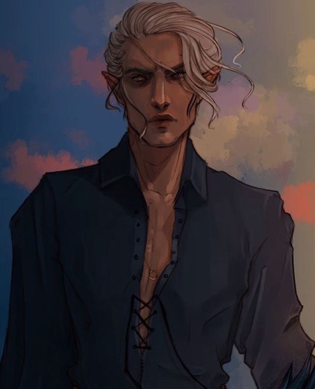 Dragon Age - Zevran