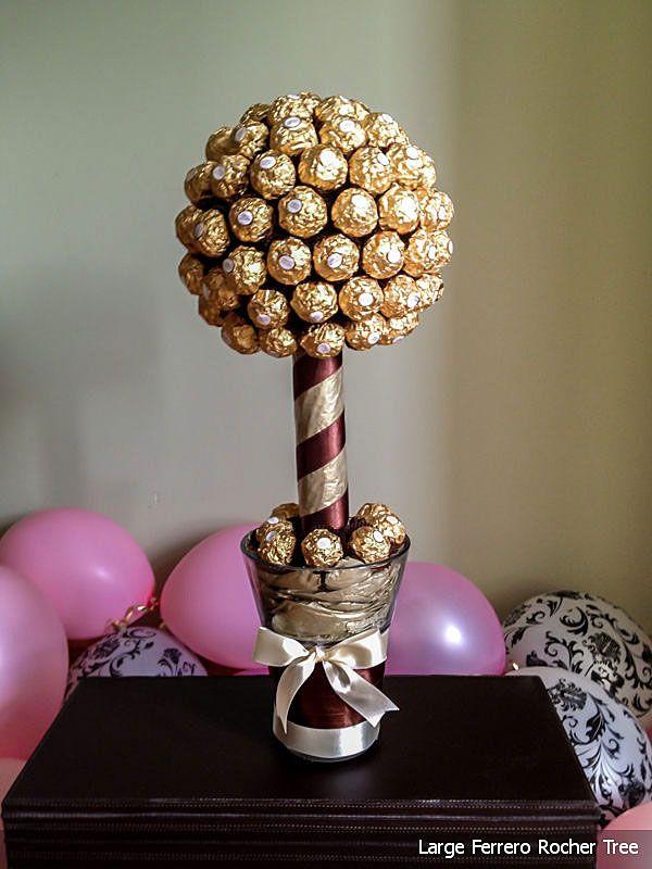 Ferrero Roche tree | Wedding ideas for friends and family ...