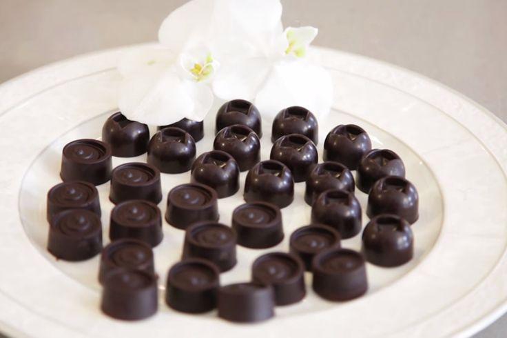 Домашний шоколад - Макпал Карибжанова