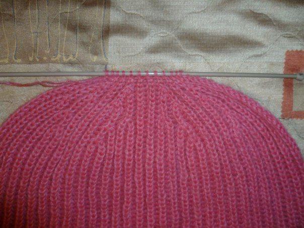 фото схемы шапки такори
