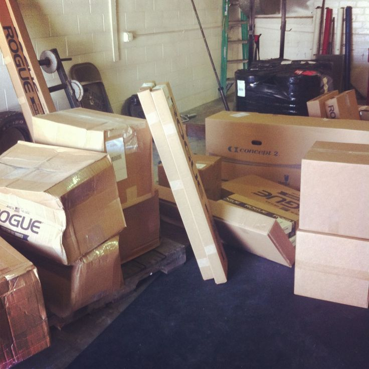 After getting certified to teach Crossfit, we received our new shipment of equipment! #mma #muaythai #bjj #crossfit #muscle #fitspo #strong #martialarts #gym #train #lift #weights #deadlift #workout #legday #bigarms