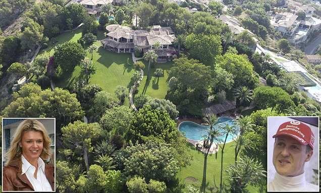 Michael Schumacher S Wife Buys Majorca Mansion Majorca Michael Schumacher Shady