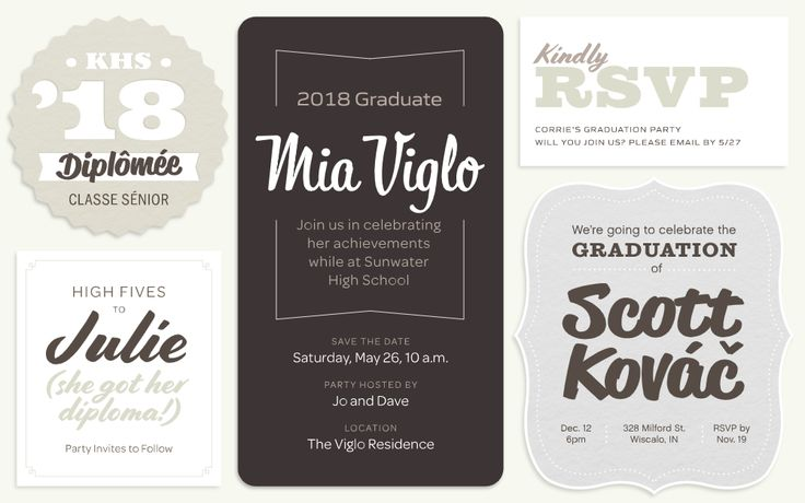 Download Browse fonts in the Grad announcement font pack font pack ...