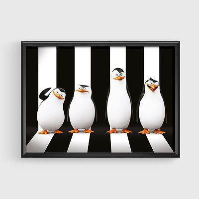 Penguins of Madagascar 2 Poster 2014 Movie A2 A3 A4