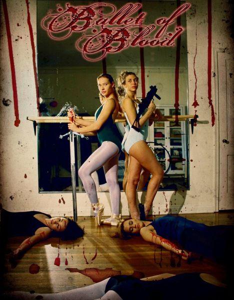 Балет крови / Ballet of Blood (2015/WEB-DL/WEB-DLRip)  Во время тренировки одна из балерин по имени Ниса врывается на репетицию и открывает огонь, после чего сбегает. После происшествия все ученицы балетной школы испытывают чувство страха, стараясь собрать воедино детали, заставившие Нису попытаться устроить расстрел одноклассниц. Всплывают частые унижения, оскорбления, эмоциональные расстройства, приставания со стороны преподавательницы танцев… Близкую подругу Нисы, Рию, прячут в лечебнице…
