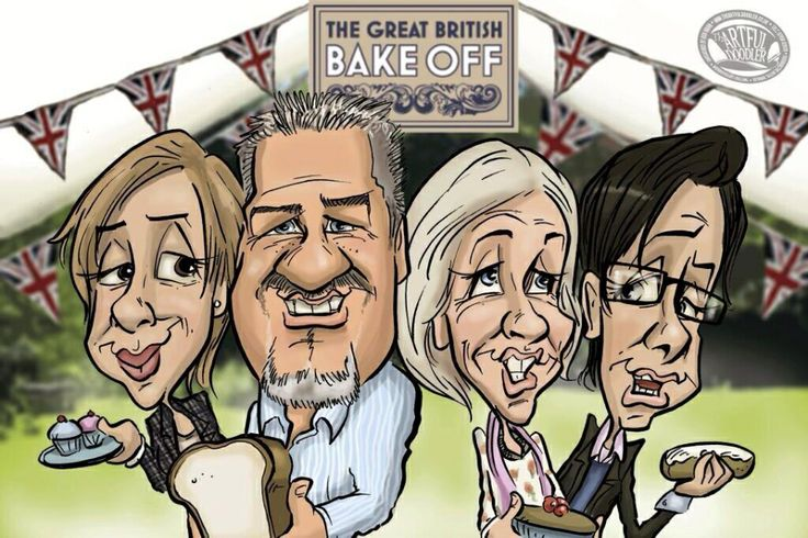43 Best The Great British Bake Off Images On Pinterest