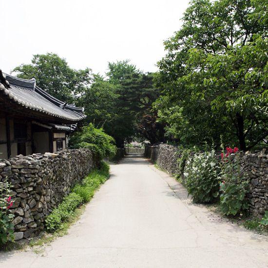 외암리민속마을, 아산, 대한민국 (Oeam Folk Village, Asan, South Korea)