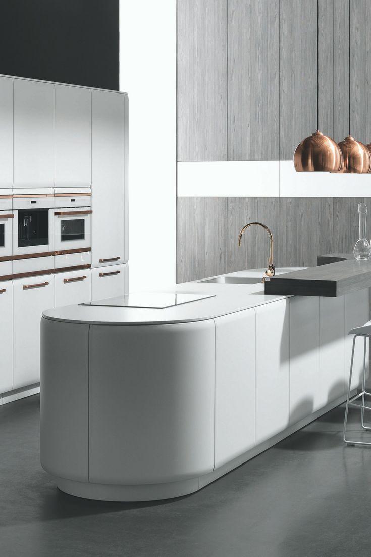 Eine weiße kücheninsel ist ein traum bilder und ideen für traumküchen mit weißen kochinseln