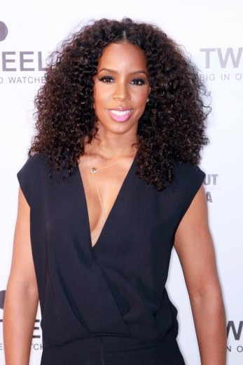 Kelly Rowland - Need this hair for Trinidad Carnival!!
