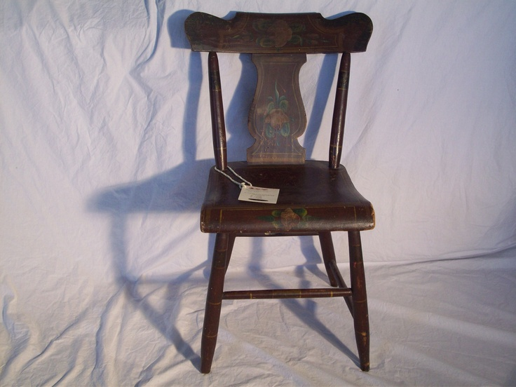 17 best old primitive chairs images on Pinterest ...