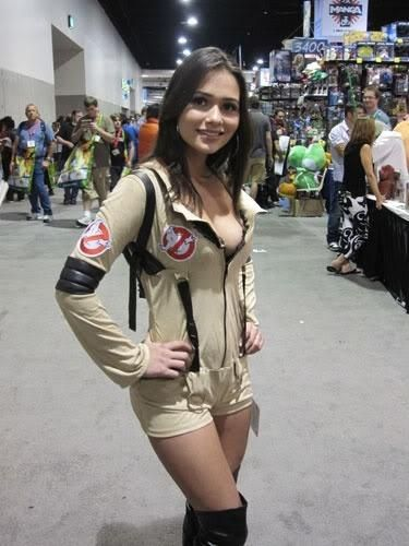 a sexy ghostbusters costume ghostbusters clothes ghostbusters cosplay girlsghostbusters costumesexy halloween