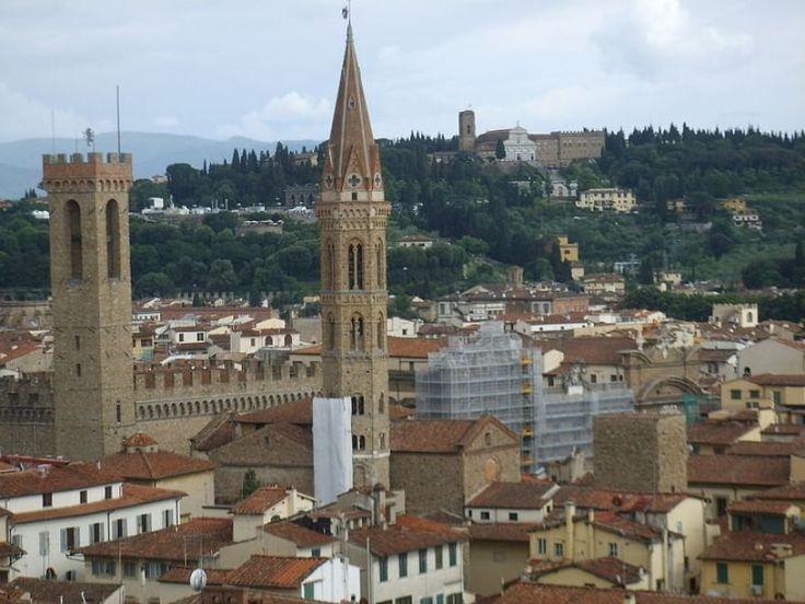 Badia fiorentina, Firenze
