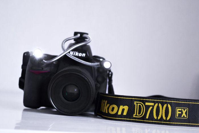 Necesito esas lucesitas! Perfekt för makrofotografering » ADARAS Blogazine
