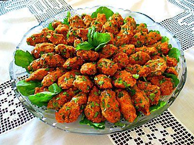Cucina turca: polpette di lenticchie (Mercimek koftesi) | Ricette di ButtaLaPasta