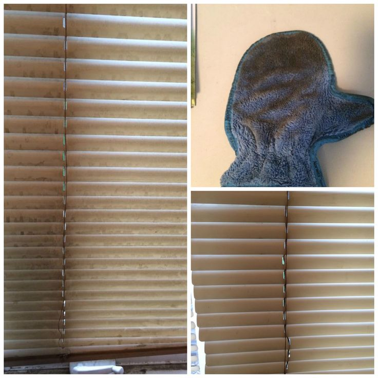 Norwex Window Cleaning: Use The Dusting Mitt Wet To Clean Blinds. #norwex