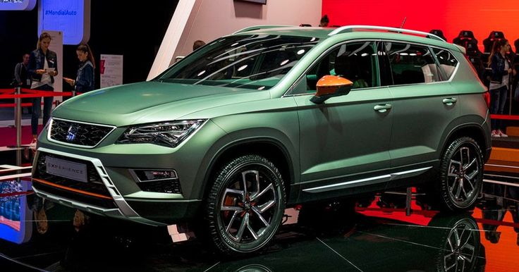 SEAT Dips Ateca X-Perience Into 4D, Skips Traditional Press Conference [w/Video] #gadgets #Galleries