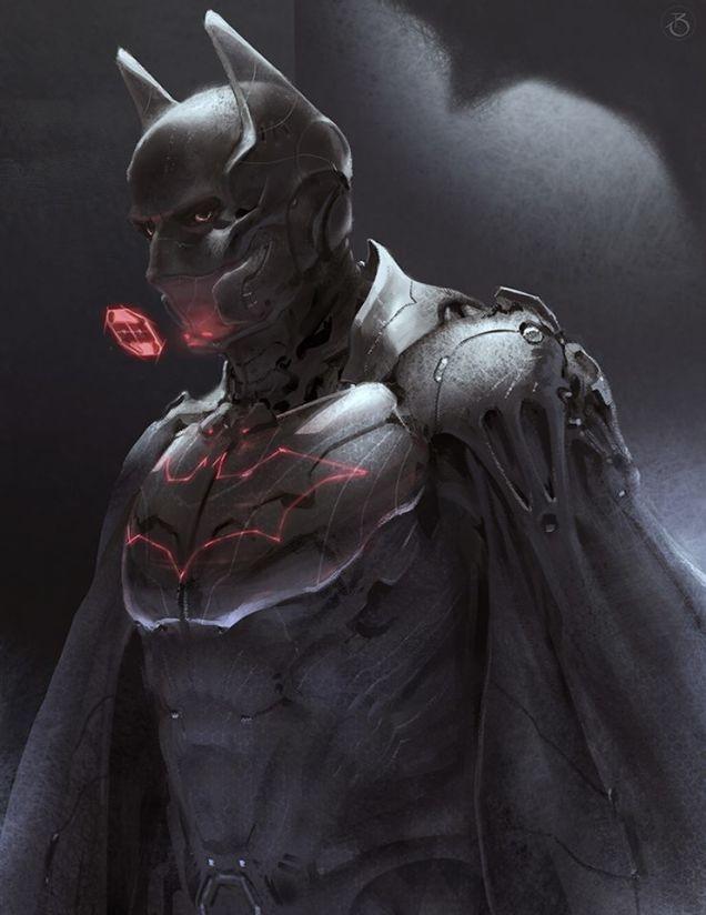 Batman: Redesigned by 洪啟哲