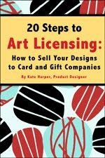 Kate Harper's Blog: Art Licensing Directory Project. Information about getting your artwork onto published cards.