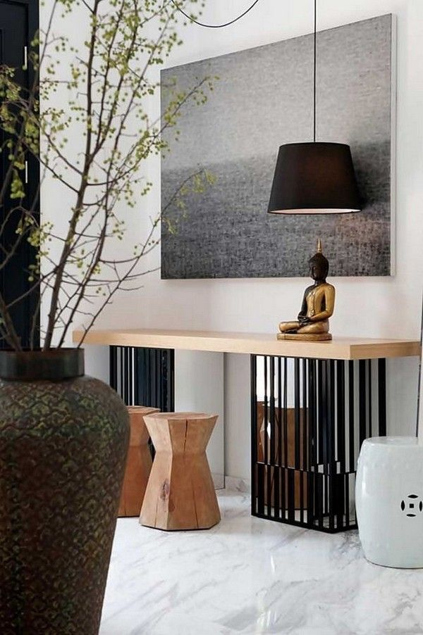 Modern Foyer Furniture By Sudbrock : Best contemporary console tables ideas on pinterest