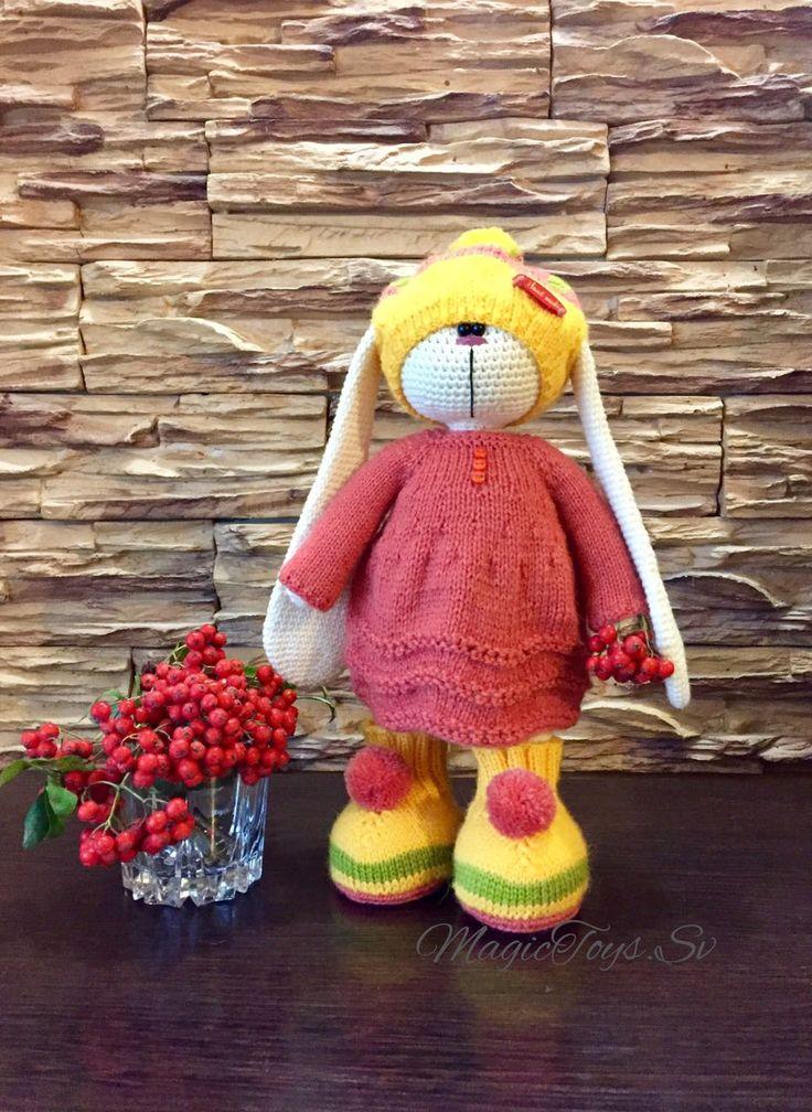 Зайка тильда Злата,продаётся,зайка в одежде, заяц тильда,вязаный заяц,вязаная игрушка,игрушка мягкая,купить игрушку, заяц крючком, зайка на заказ, вязаный заяц