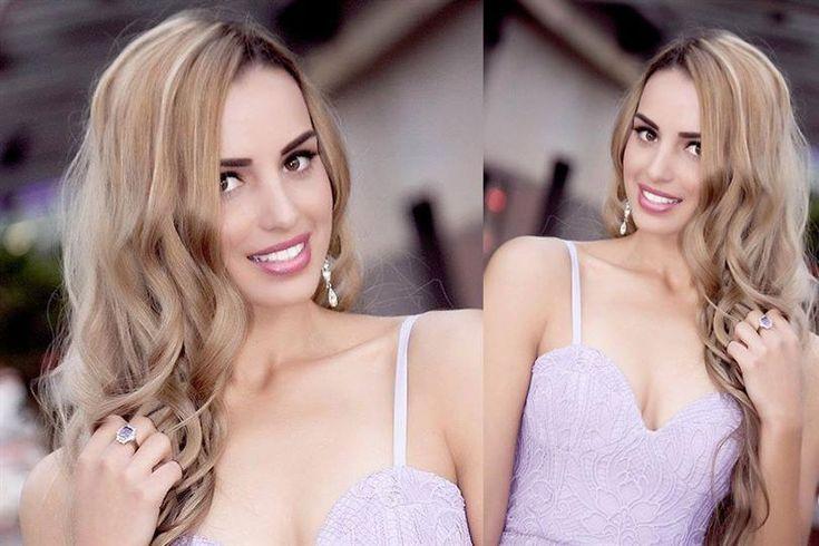 Jessica Tyson for Miss World New Zealand 2016