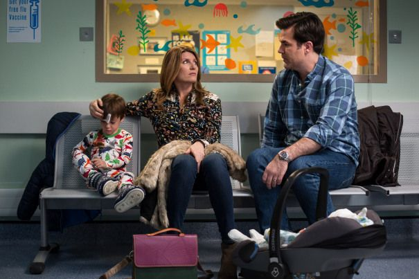 'Catastrophe' Season 3 Trailer: Sharon & Rob Wallow In Turmoil But Keep It Together – Mostly