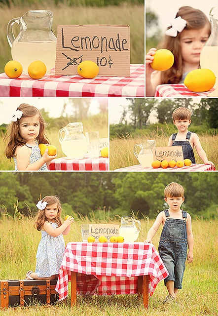 Lemonade stand - Need to do this!