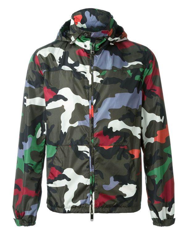 Valentino - Selection mode homme veste militaire M-65 hiver-printemps