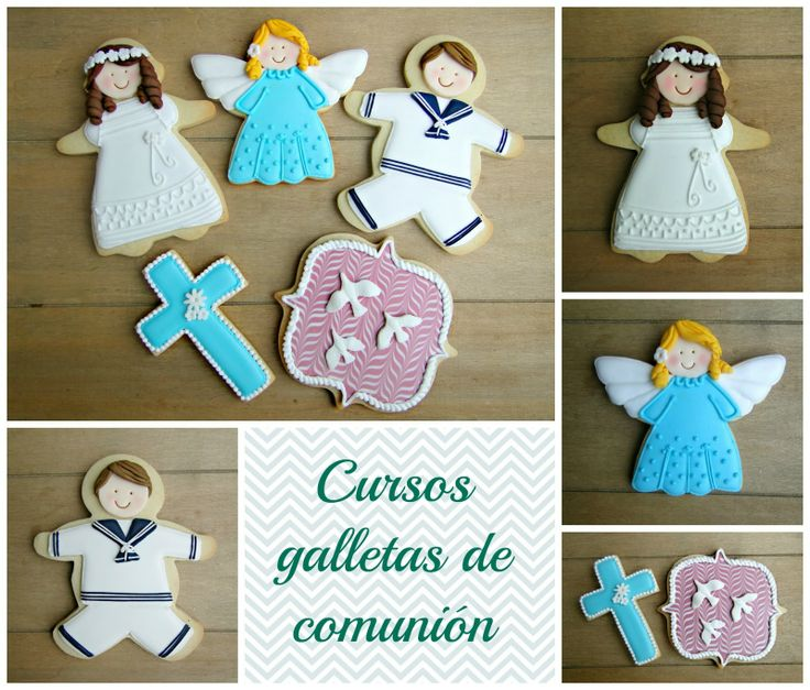 Galletas comunion