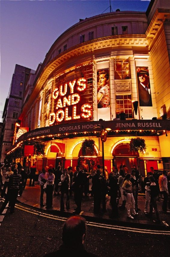 The West End (London's version of Broadway) is home to some of the most famous theatres in the world. Locals and tourists alike flock to the West End to be entertained and enchanted by some of the world's best theatrical performances.#CowboysLondon #WestEnd