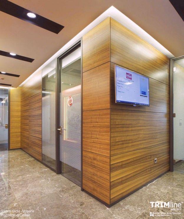 Ofis Bölme Duvar Sistemleri #bolmeduvar #duvar #wall #partitionwall #style #architecture #design #material #building #buildingmaterial #mimarlik #yapimalzemesi