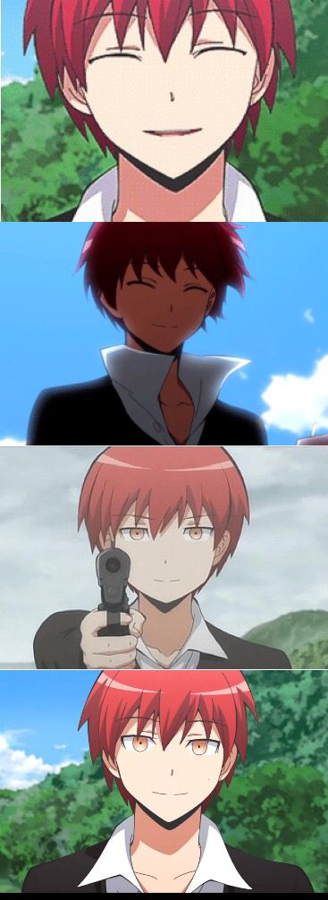 Anime Characters Like Karma : Best assassination classroom images on pinterest