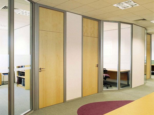 demountable partitions