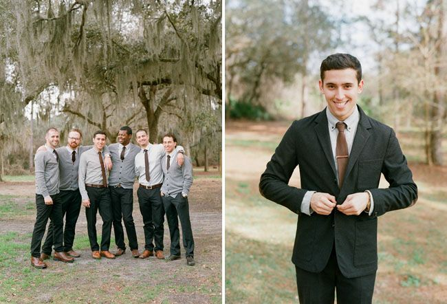 perfect groomsman style | photo by by Elizabeth Messina