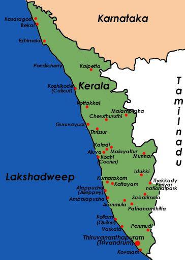 Kerala   Reseguide med bilder, fakta och tips   Indien.nu - Allt om Indien på ett ställe