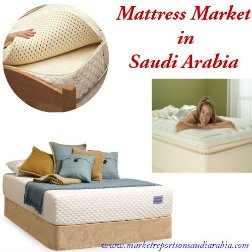 #Mattress Market in #SaudiArabia