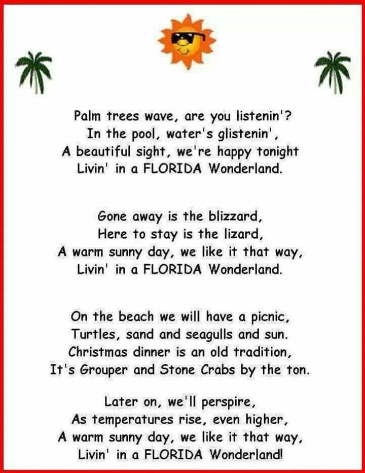 Christmas in Florida