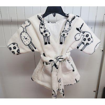 Robe de chambre - Orignaux (Grandeur: 18-24 mois)