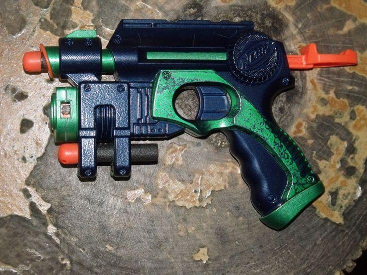 arricade nerf gun. Painted Nerf Barricade by; Painted Nerf Barricade by