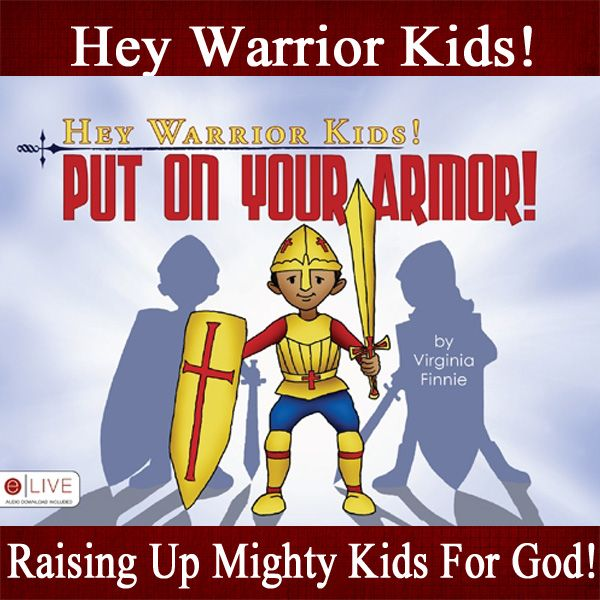 Mighty Warriors In The Bible: 112 Best Images About BIBLE: ARMOR OF GOD On Pinterest