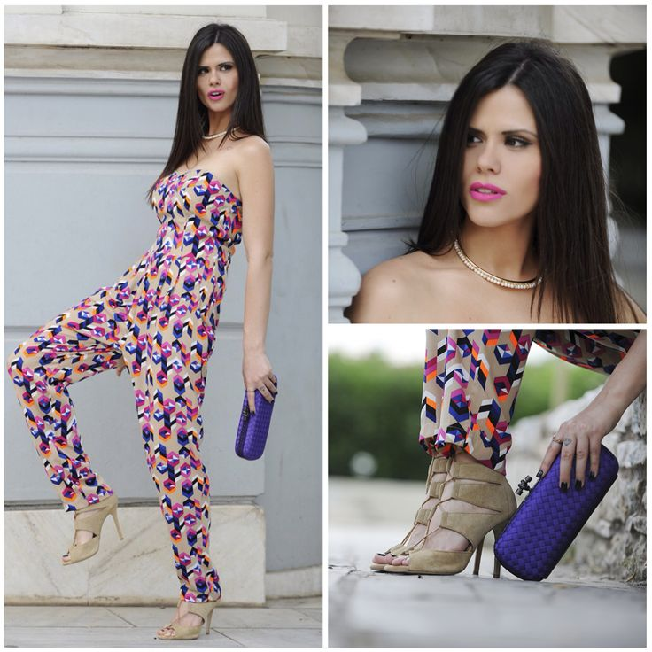 Η Angie, Blogger από το coolurstyle, με πέδιλα #SanteShoes από τη Collection Summer 2014 #SanteLook #SanteBloggersSpot