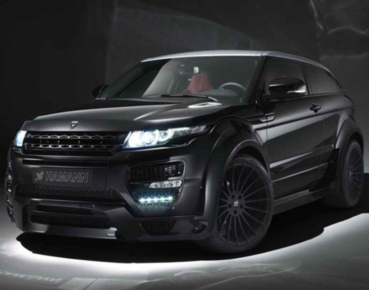 Range Rover Evoque Coupe Tuned | By HAMANN Motorsport - Freshness Mag