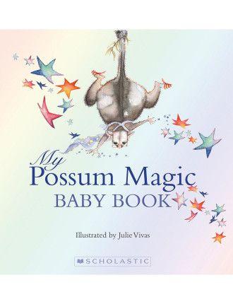 Possum Magic Baby Book (New Edition) (Hb)