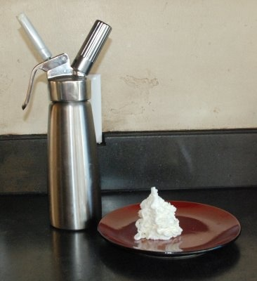 hobble creek kitchen: KITCHEN TOOL OF THE WEEK: Whipped Cream Canister