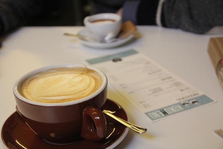 Koko Coffee and Design, Amsterdam, the Netherlands