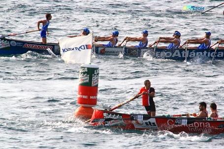 Liga San Miguel de Traineras. Kaiku Ambilamp gana en Ribamontán al Mar | MUNDIAL DE VELA 2014 | Scoop.it