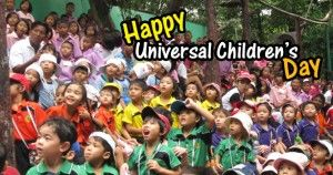 Team JTTJ wishes everyone a happy children's day. Today that is 20th November the world celebrates a universal children's day. The First children's day was proclaimed by the United Nations General Assembly in 1954.