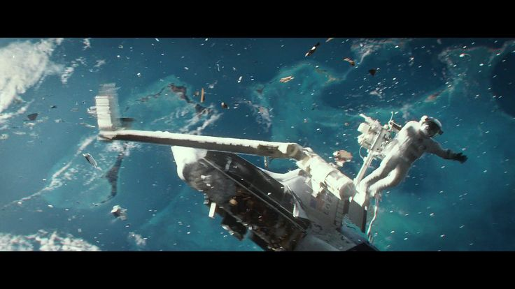 Gravity - Trailer No. 3