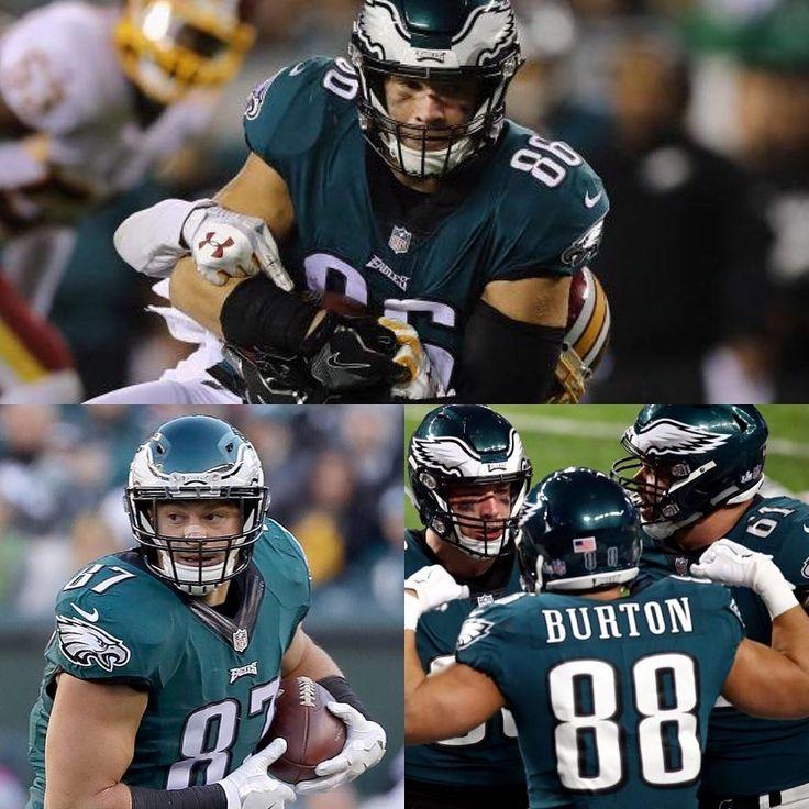 Eagles Stay or Go: Tight Ends Zach Ertz: Stay Brent Celek: Go Trey Burton: Go . . Follow @letzgoeagles  via  @eagles_empire