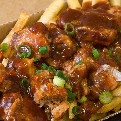 Mr Crackles - Darlinghurst (Get: Crispy pork nacho fries)